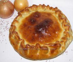 Домашние пироги - сладкие и соленые, пицца