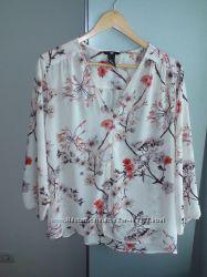 Блузка рубашка новая H&M