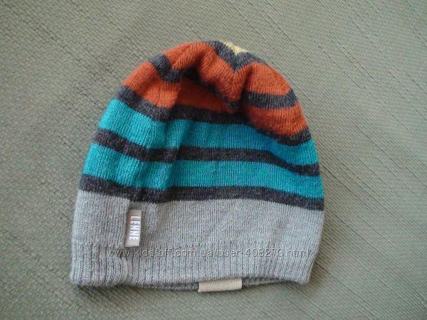 шапка Lenne 50 см 92-98 размер. На подкладке, хлопок, шерсть