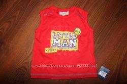 Новая футболка, майка на мальчика 12-18 мес