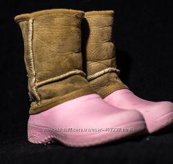 Gumbies ботинки, резиновые сапоги демисезонные осень&92весна 28 размер