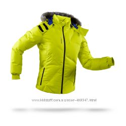 Куртка-пуховик Reebok Delta Asymmetric оригинал