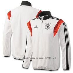 Флисовый джемпер Adidas Fleece Top сборной Германии оригинал