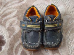 Туфли кожа  Clarks размер 7 по стельке 14 см