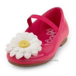 Нарядные туфли, туфельки  ЧИЛДРЕНПЛЕЙС размер  8 американский