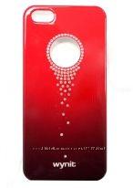 Очень красивые чехлы Wynit для IPhone  5 5S. Россыпь кристаллов Swarowski
