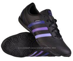 Новые кожаные кроссовки Adidas Neo