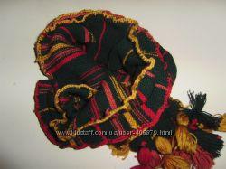 Дешевые шапочки и шарфики