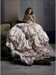 Продам белое эксклюзивное свадебное платье