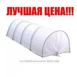 Парник Подснежник Лучшие цены 3м, -, 15м, плотность 42 и 50