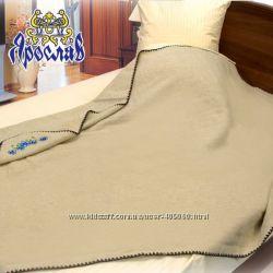 Одеяло ЭКО шерсть и лён
