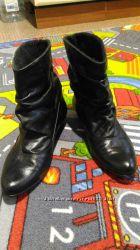 продаются ботиночки кожаные