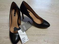Туфли кожа H&M новые на 37 р-р