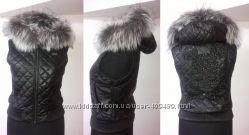 Кожаные жилетки и курточки PHILIPP PLEIN под заказ Турция
