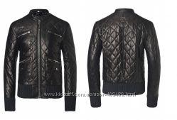 Мужские кожаные курточки  PHILIPP PLEIN  под заказ Турция