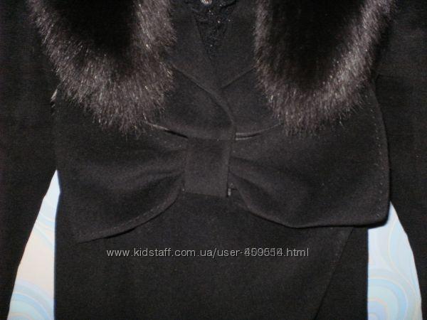 Пальто женское нарядное