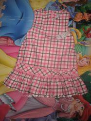 Платье сарафан Джимбори новое теплое