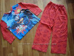 Пижамы на 4-7лет