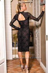 Шикарное платье р. 48