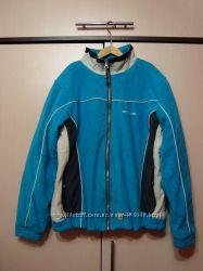 Классная флисовая куртка р. 42-46