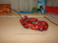 Автомобиль на радиоуправлении Dickie Toys Тачки2 Молния Маквин