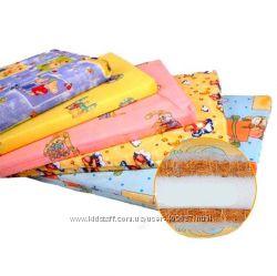 Детский матрас 3 слоя, детская кроватка. КПК.