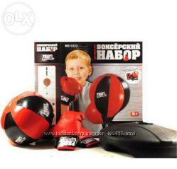 Детский боксерский набор. Разные виды.