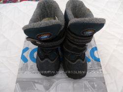 Ботинки на мальчика зимние