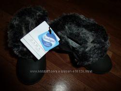 Ботиночки на теплую зиму  ZARA