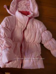 Куртка ЧИКО Chicco для девочки