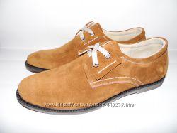 Мужская обувь на все сезоны, только натуральные материалы