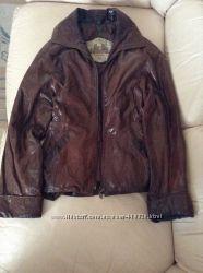 Куртка женская из лазерной кожи
