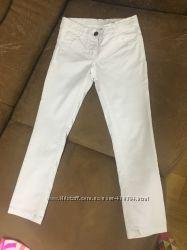Летние штаны, джинсы BENETTON 7-8 лет