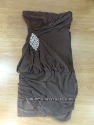 Вечірнє святкове плаття з болеро розмір 42-44