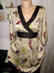 Очень шикарное платье UTTAM LONDON оригинал