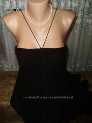Шикарное брендовое вечернее платье-бюстье ZARA BASIC