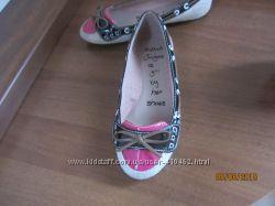 Класні балеточки відомої марки  Miss sixtyмолодіжна лінія, 36 розмір