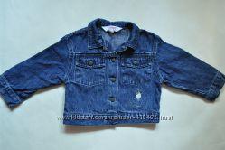 Джинсовый пиджак  ESPRIT 9-12М