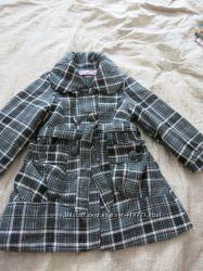 Пальто на девочку демисезон