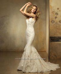 Свадебное платье фирмы PRONOVIAS Оригинал Снизила цену