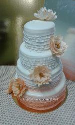 Торты свадебные. Киев