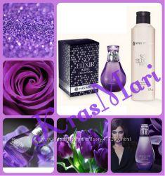 Набор So Elixir Purple Парфюмерная Вода 30 мл  Парфюмированное Молочко