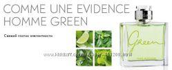 Туалетная Вода Comme Une Evidence Green, 75 мл. Ив Роше Эвиденс Грин