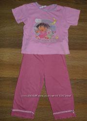 Пижама на 3-4года