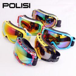 Лыжные маски POLISI в ассортименте