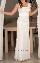 Продам весільну сукню - гіпюр