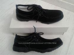 Новые мягчайшие туфли-мокасины 38р 24см