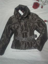 Новая курточка-пуховик пух S