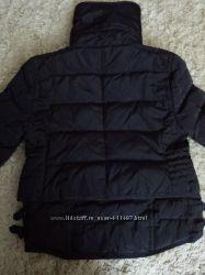 Тёплая стильная куртка