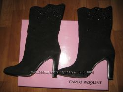 CARLO POZOLINI - демисезонные 37-38р